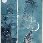 1982-Michail Bulgakov-Mistr a Markétka-lavírovaná kresba-55x41-05