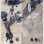 1982-Michail Bulgakov-Mistr a Markétka-lavírovaná kresba-55x41-07