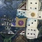 1990-1994-Kostky jsou vrženy-olej na plátně-63x73-02