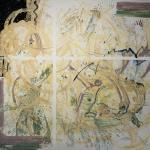2011-Padlý anděl-olej na plátně-90x100
